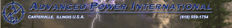 Welcome to Advanced Power International